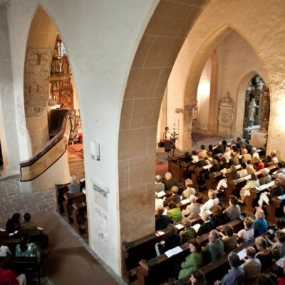 Gertrudskirche Gars am Kamp