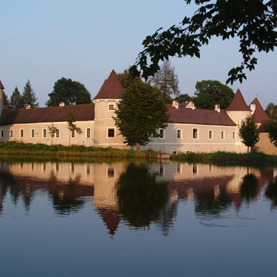Schloss Waldreichs, Alte Kapelle