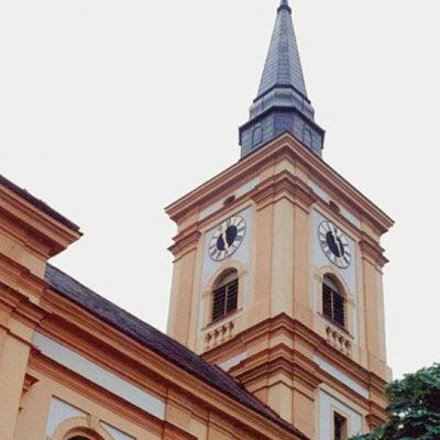 Waidhofen/Thaya, Stadtpfarrkirche