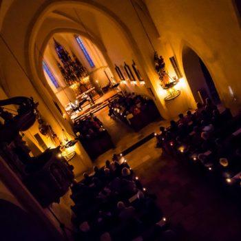 »Kammermusik bei Kerzenlicht«
