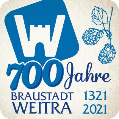 Logo 700 Jahre Weitra