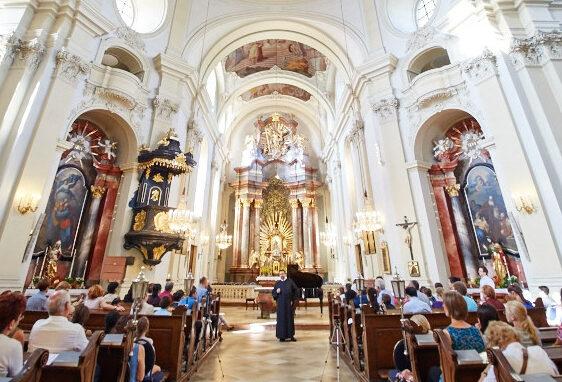 Konzert, Maria Dreieichen