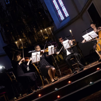 Altpölla, Konzert der Meisterkurse