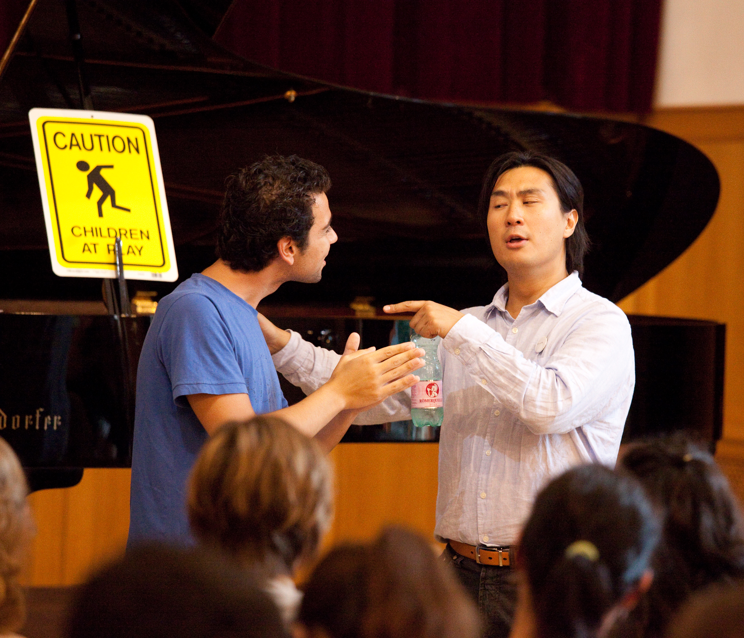 Beyond the practice room, Allegro Vivo Festival