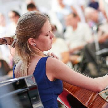 Konzert der Meisterkurse, Allegro Vivo