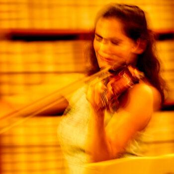 Sophia Jaffé, Konzert