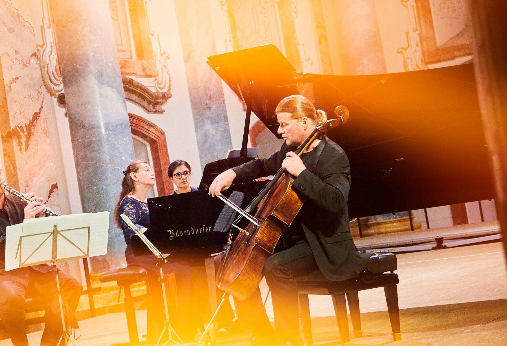 Konzert, Lylia Zilberstein, Allegro Vivo