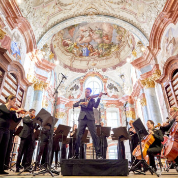 Konzert, Allegro Vivo Festival, Stift Altenburg