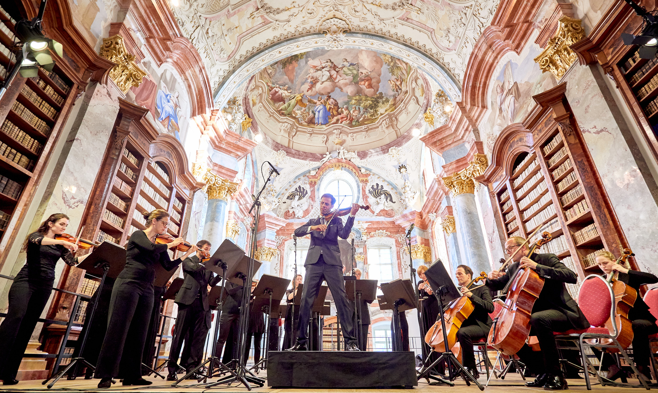 Konzert, Allegro Vivo Festival, Stift Altenburg
